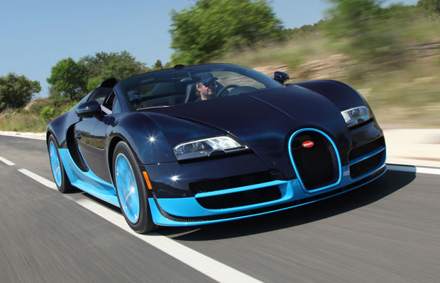 Transformers Bugatti Grand Sport Vitesse