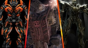 10 Awesome Transformers That Haven't Been Featured in the Films Yet