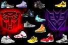 The Hottest Transformers-Themed Sneakers Available Now