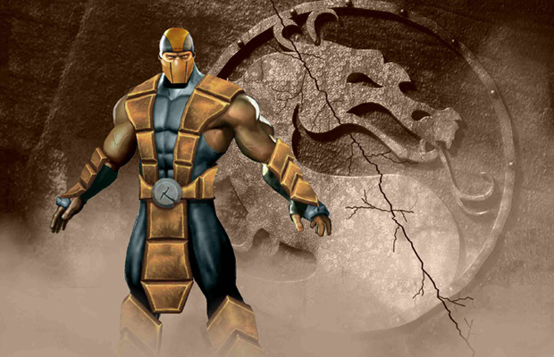 Tremor Mortal Kombat