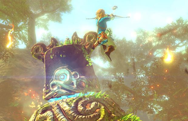 Zelda Wii U E3 2014