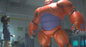 Disney and Marvel Officially Launch 'Big Hero 6' Trailer