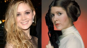 "What Role will Carrie Fisher's Daughter Billie Lourd Play in ""Stars Wars: Episode VII""?"