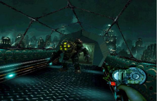 Bioshock PS1