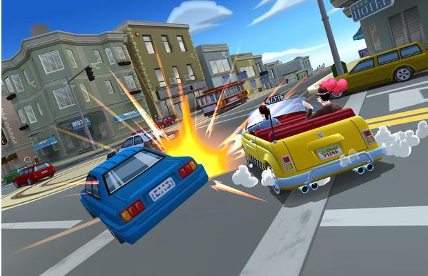 Crazy Taxi PS4