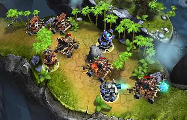 Defenders iOS Game