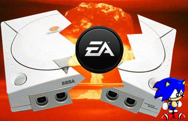 EA Sega Dreamcast