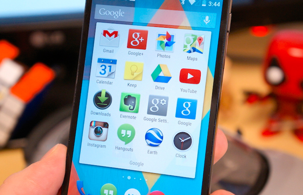 Galaxy note 4 Android L