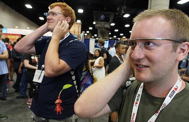 Google Glass Comic-Con