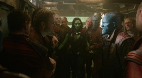 "Jimmy Kimmel Live to Debut Exclusive ""Guardians of the Galaxy"" Footage"