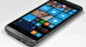HTC One M8 on Windows Phone Version Headed to Verizon