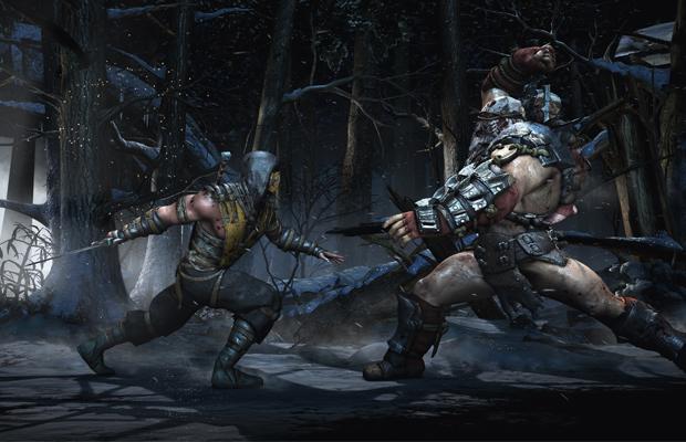 Mortal Kombat X Fighting Styles