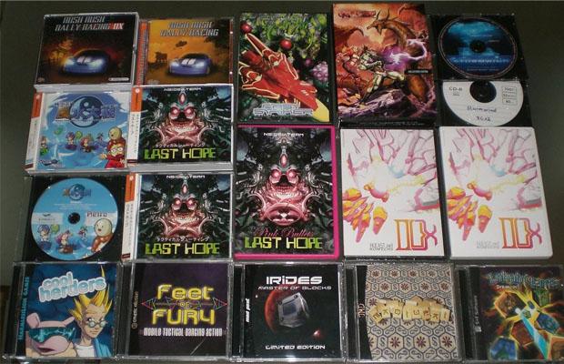 Sega Dreamcast Indie Games