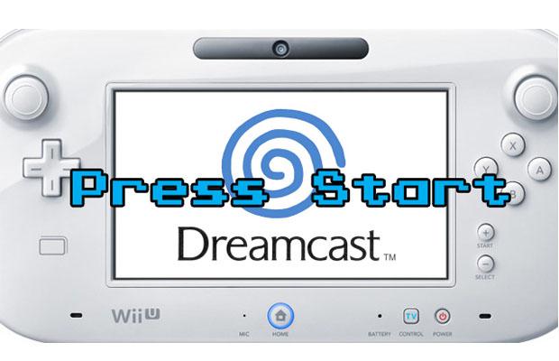 Sega Dreamcast Wii U