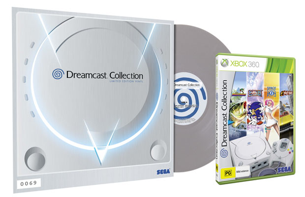Sega Dreamcast Xbox