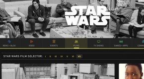 New StarWars.com Officially Launched by Lucasfilm and Disney