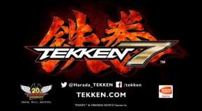 Tekken 7 Officially Announced at EVO 2014