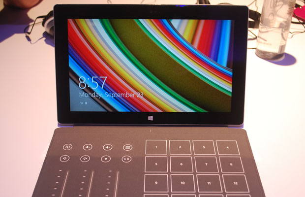 Windows 9 tablet