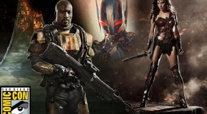 The 10 Biggest Announcements at San Diego Comic-Con 2014