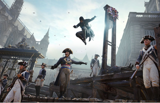 Assassins Creed Unity challenges