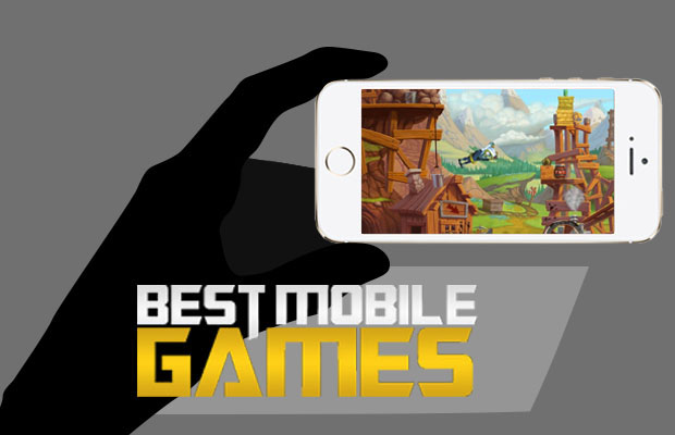 Best Mobile Games August 2014
