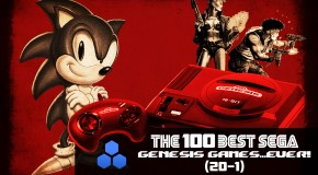 The 100 Best Sega Genesis Games…Ever (20-1)!