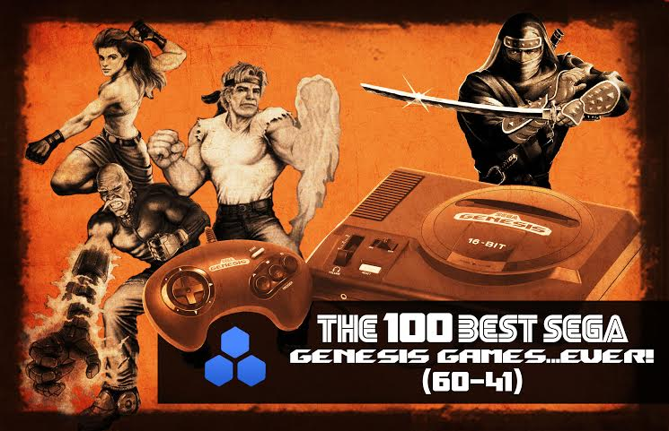 Best Sega Genesis Games ever