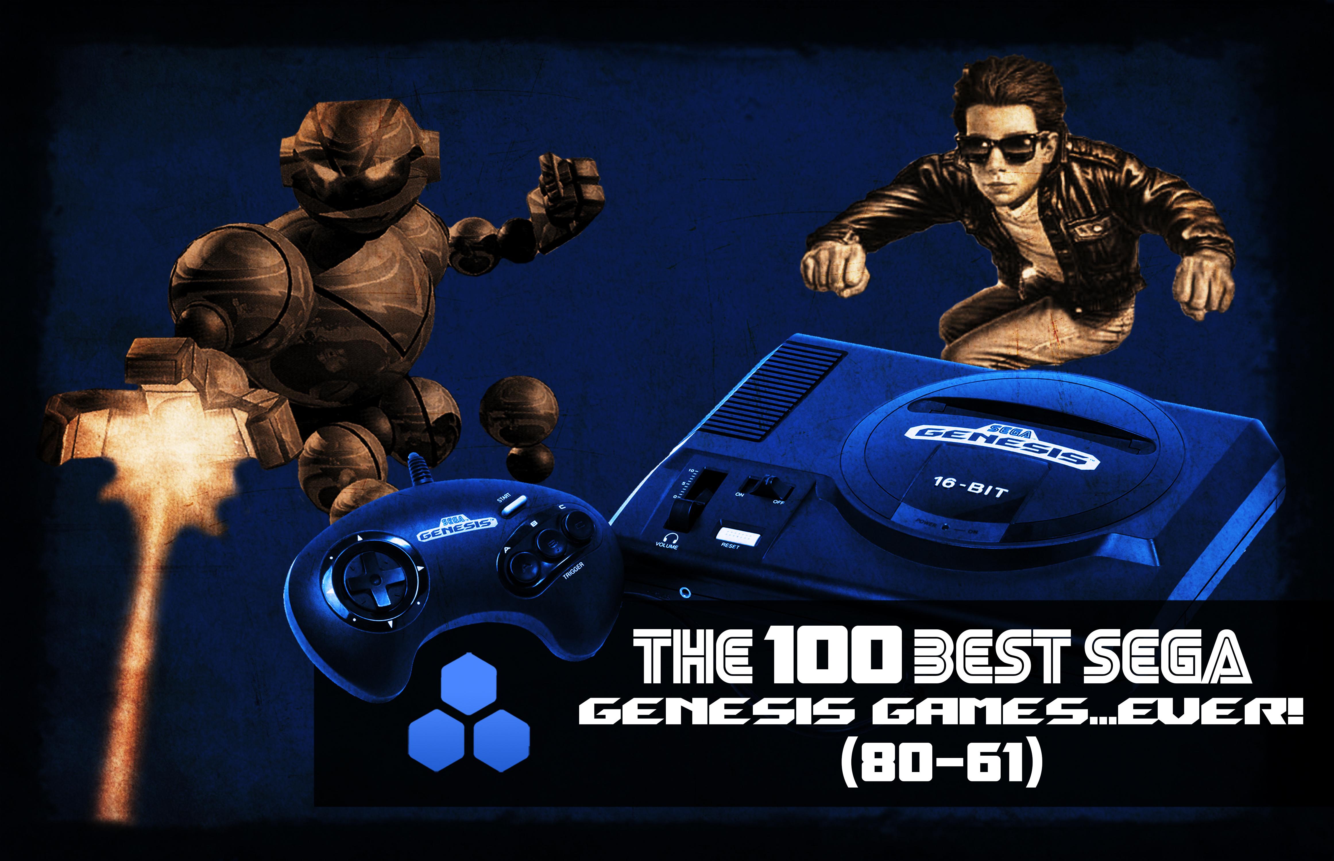 Best Sega Genesis Games