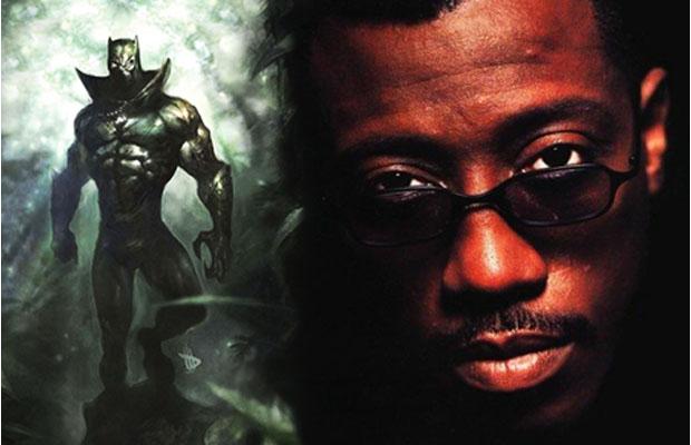 Black Panther Wesley Snipes