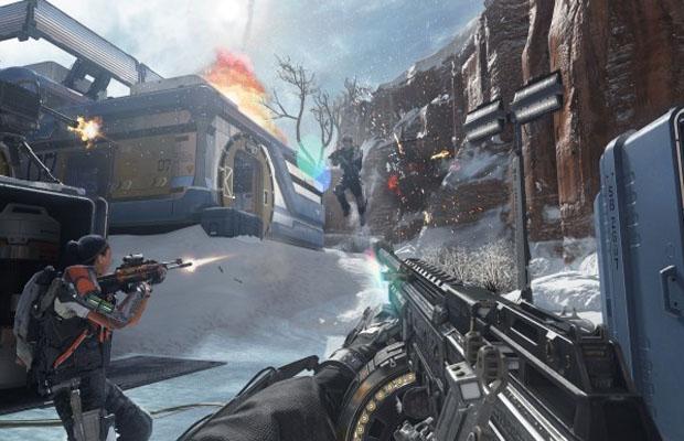 Call of Duty Advanced Warfare Wii U
