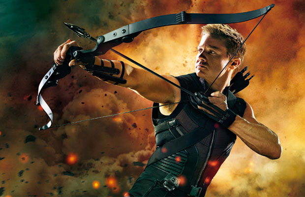 Captain America 3 Hawkeye