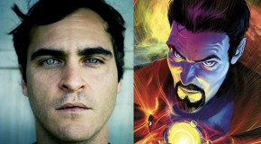 Joaquin Phoenix Closing in on 'Dr. Strange' Movie Role