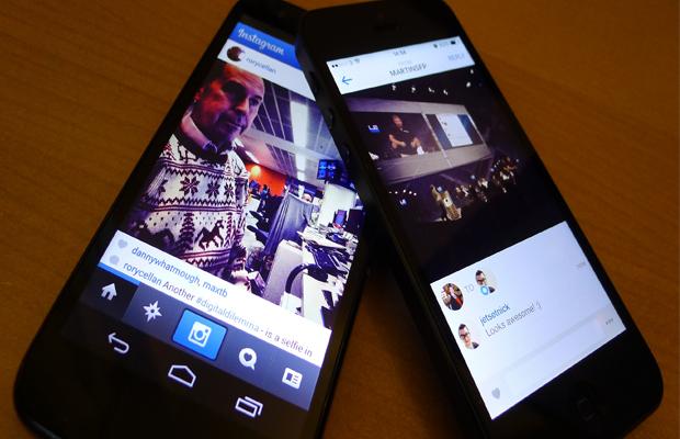 Instagram app