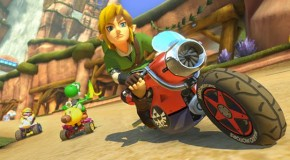 Mario Kart 8 DLC To Feature Link, Cat Peach and More