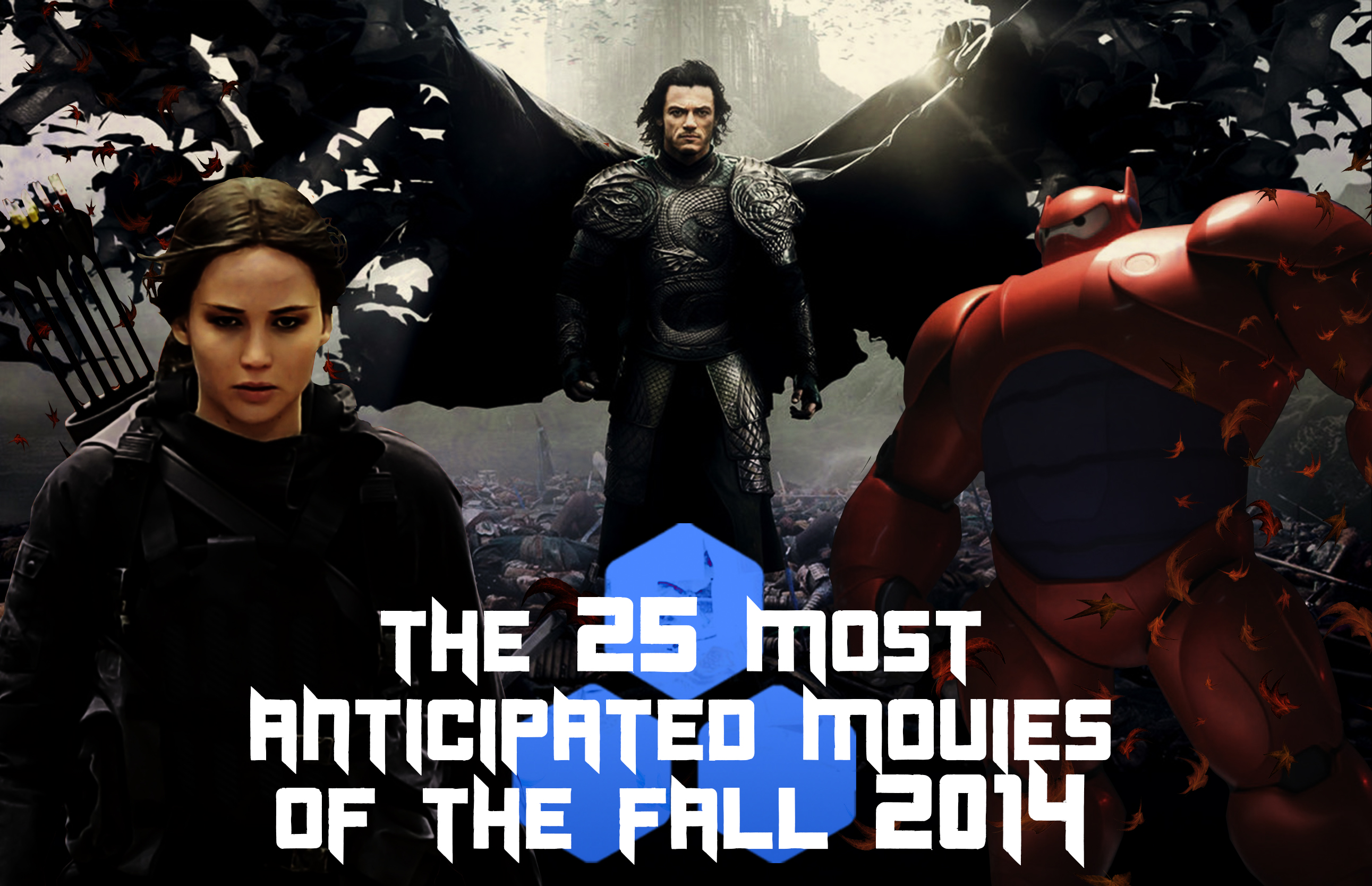 Movies of Fall 2014