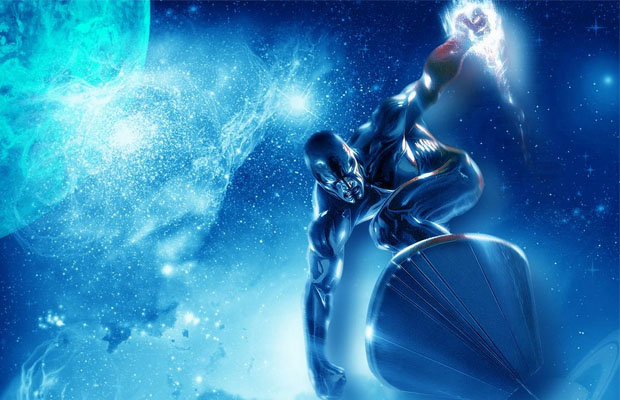 The Silver Surfer movie