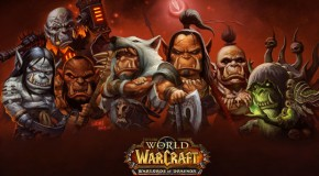 Blizzard Reveals WoW: Warlords of Draenor Cinematic Trailer & Release Date