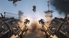 Latest Call of Duty: Advanced Warfare Trailers Showcase New Gameplay Features