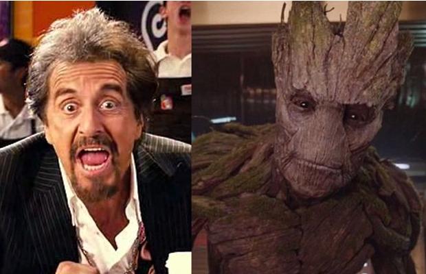Al Pacino Guardians of the galaxy