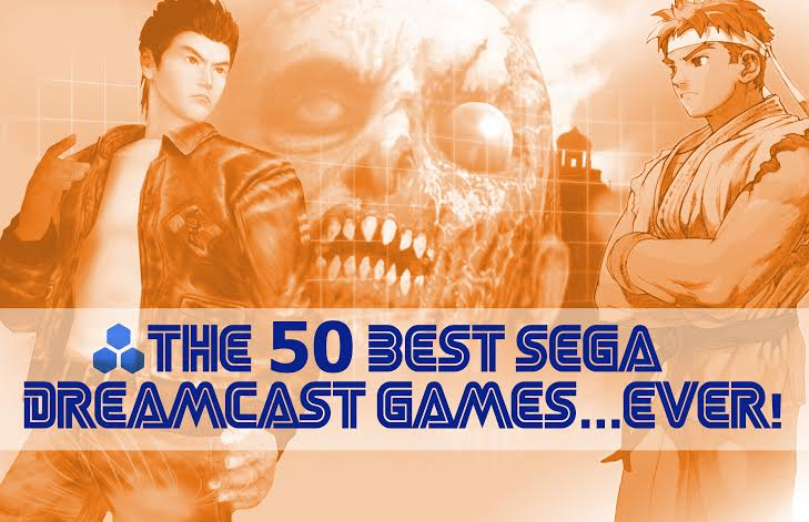 Best Sega Dreamcast Games