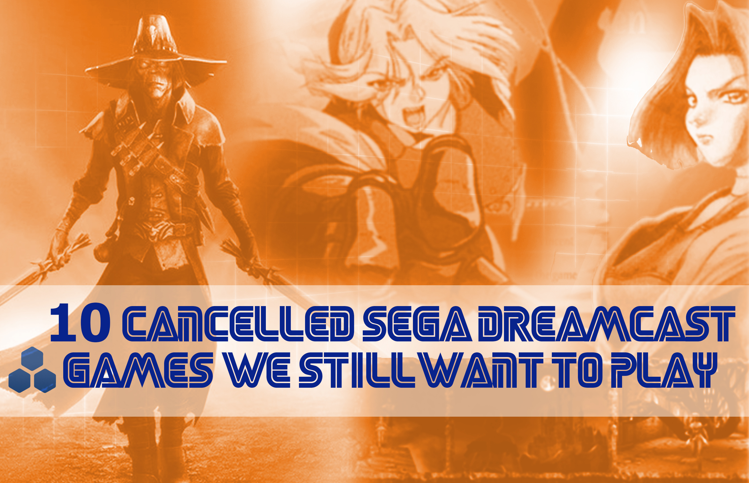 Cancelled Dreamcast games
