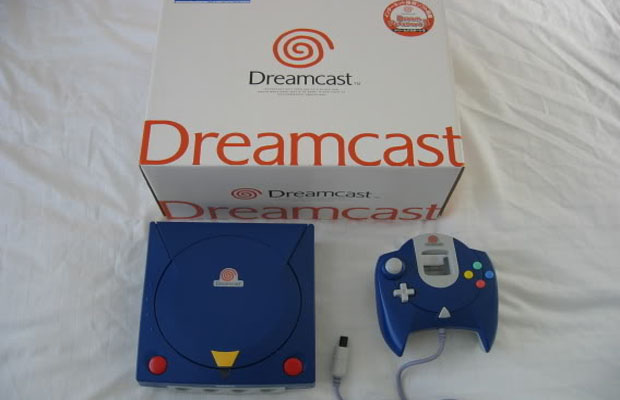 Dreamcast RX Custom