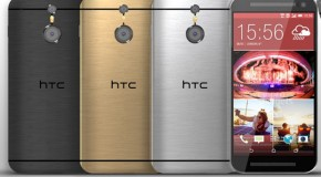 HTC One M9 Concept Embraces All-Metal Design & Insane Specs