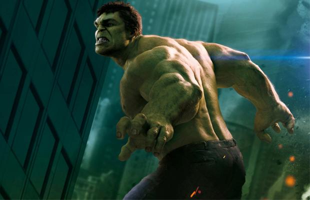 Hulk TV show 2016