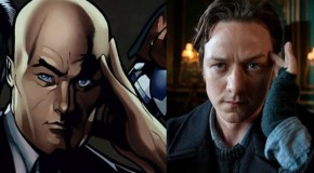 Young Professor X to go Bald in 'X-Men: Apocalypse'