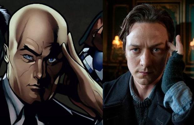 Professor X X-Men Apolcaypse
