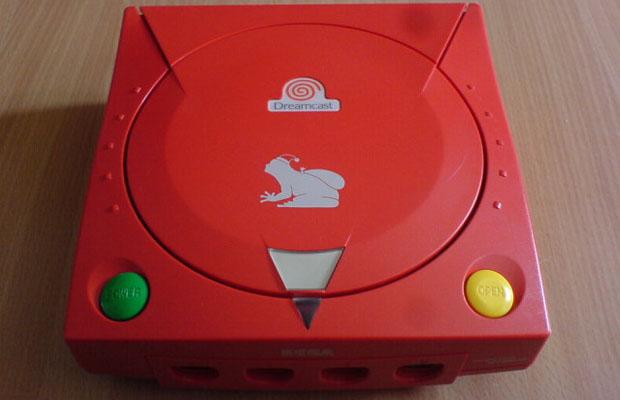 Sega Dreamcast Seaman console