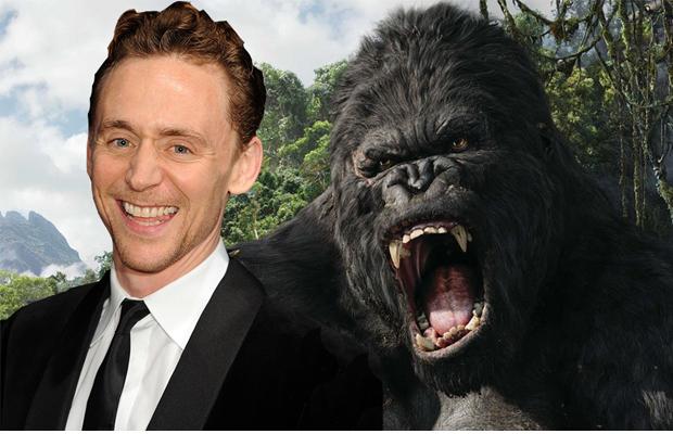 Tom Hiddleston skull island