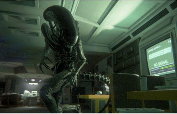 alien isolation egx 2014