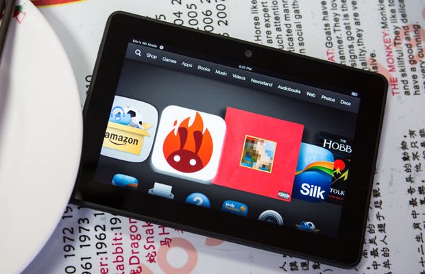 amazon kindle fire 6 and 7